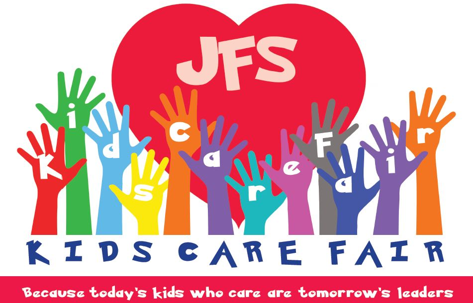 Kids Care Fair Logo