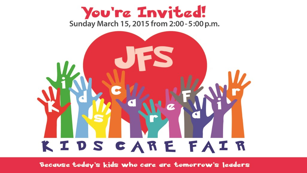 You're Invited to the Kids Care Fair!