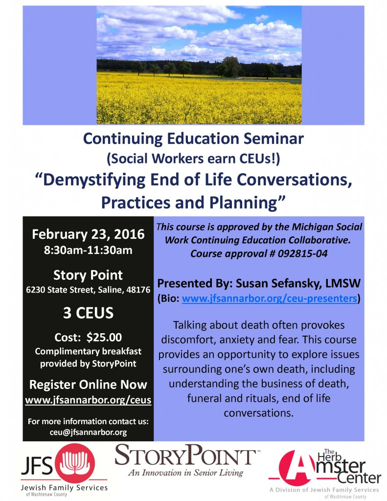 Demystifying End of Life Conversations, Practices and Planning CEU_final