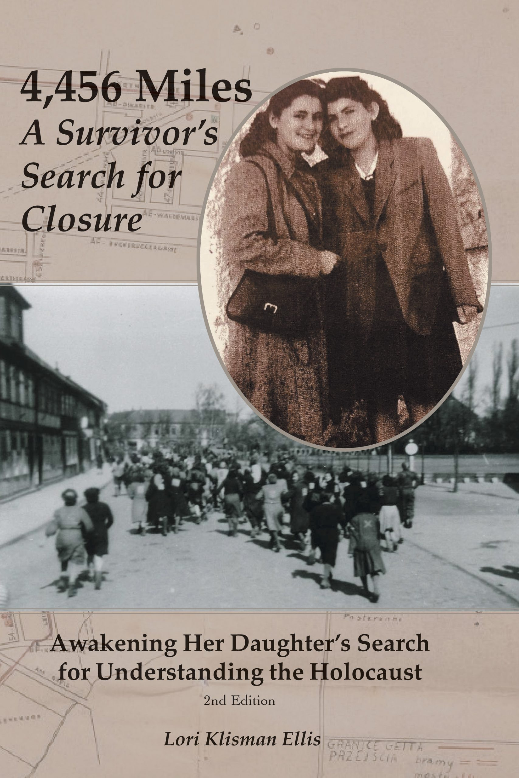 Book cover image of 4456 Miles: A Survivor's Search for Closure